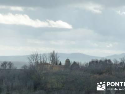 Senderismo Sierra Alto Rey;hiking free;